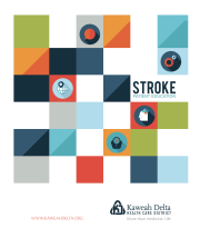 Kaweah Delta Stroke Patient Education Booklet Cover